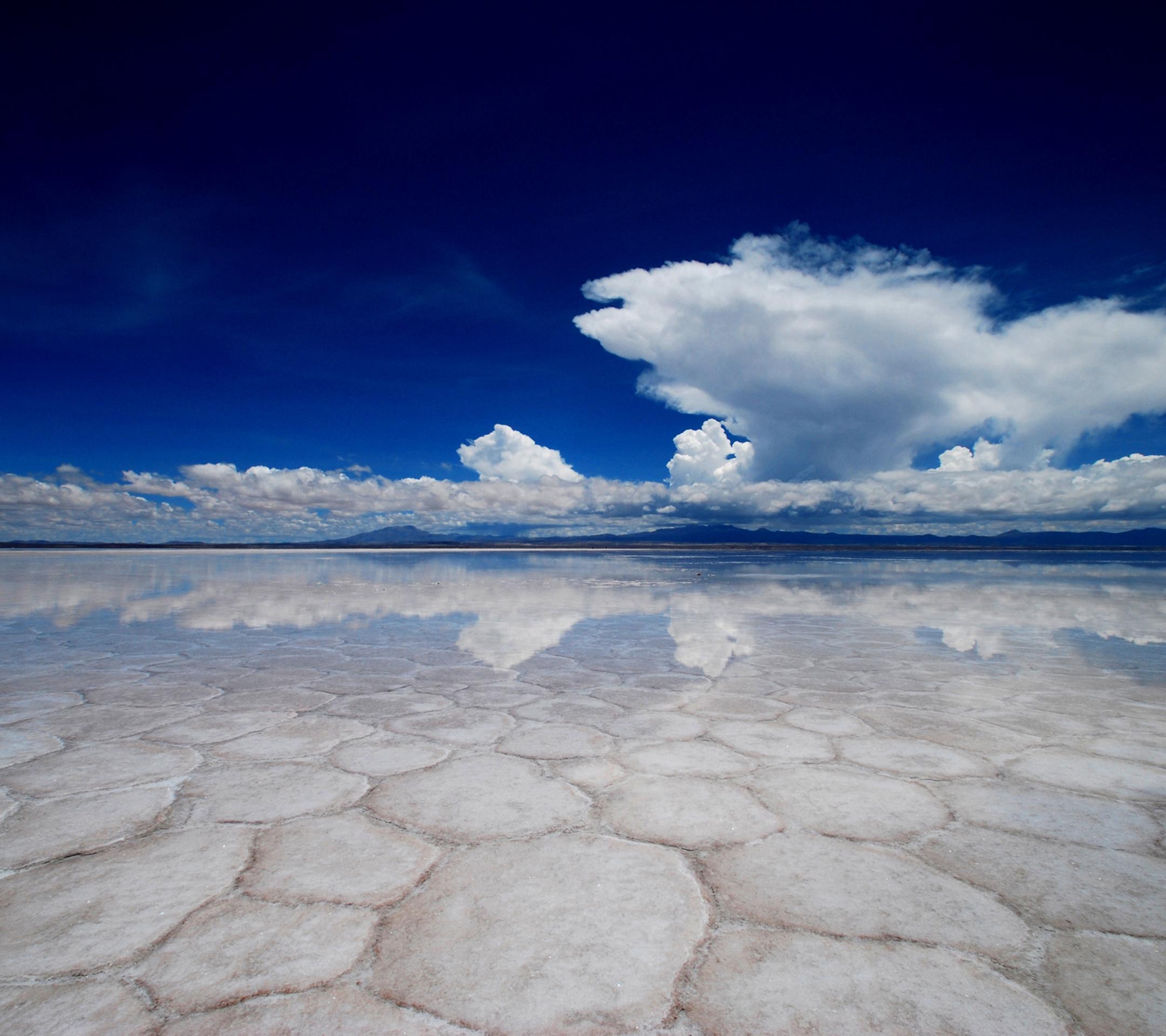 ウユニ 塩 湖 と は